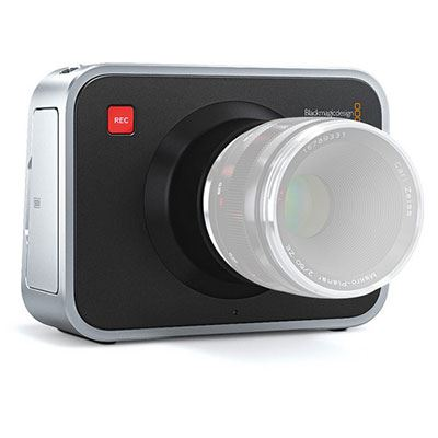 Image of Blackmagic Cinema Camera - EF Fit