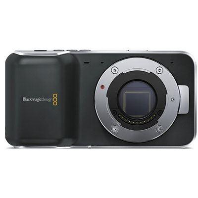 Image of Blackmagic Pocket Cinema Camera