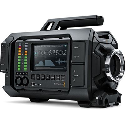 Blackmagic URSA Camera - PL Fit