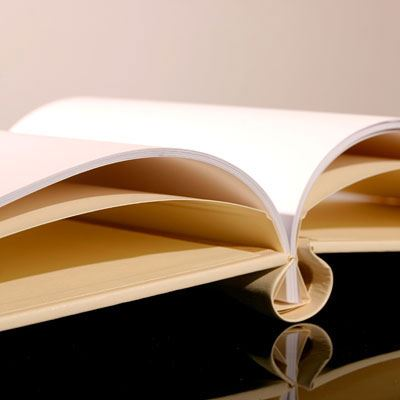 Permajet SnapShut Folio - A4 - Landscape - Cream
