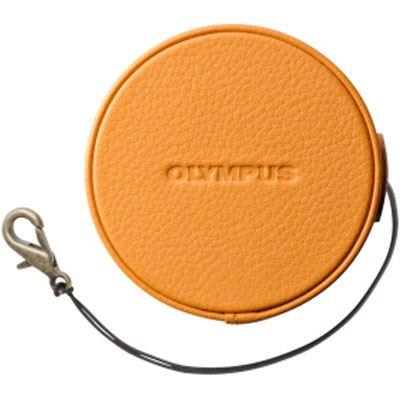 Olympus LC-60.5GL Lens Cover for PEN E-PL7 - Light Brown