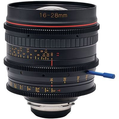Tokina 1628mm T3 Cinema Lens  Canon Fit  Metre Scale