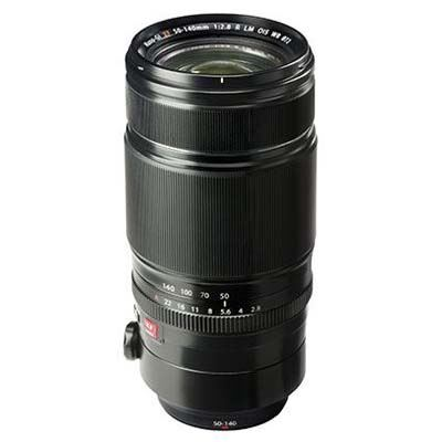 Fujifilm 50-140mm f2.8 WR OIS XF Lens