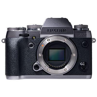Fujifilm X-T1 Digital Camera Body - Graphite Silver