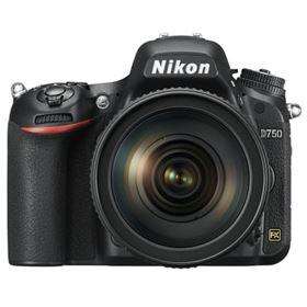 Used Nikon D750 Digital SLR with 24-120mm VR Lens