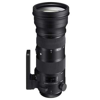 Sigma 150-600mm f5-6.3 SPORT DG OS HSM Lens - Canon Fit