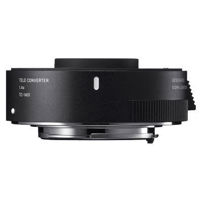 Image of Sigma 1.4x TC-1401 Teleconverter - Nikon Fit
