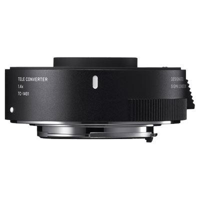 Image of Sigma 1.4x TC-1401 Teleconverter - Sigma Fit