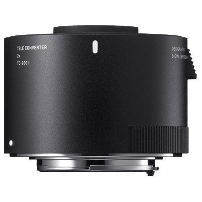 Sigma 2.0x TC-2001 Teleconverter - Nikon Fit