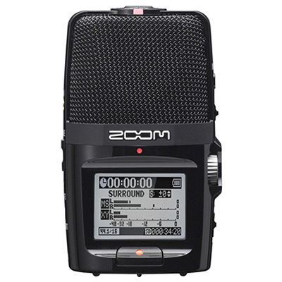 Image of Zoom H2N Audio Recorder
