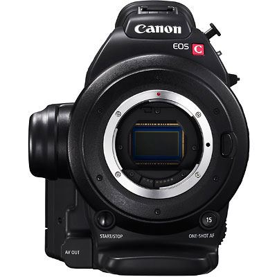 Canon EOS C100 High Definition Camcorder with DAF