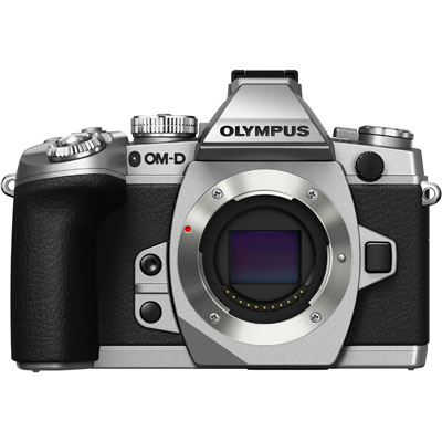 Olympus OM-D E-M1 Digital Camera Body - Silver