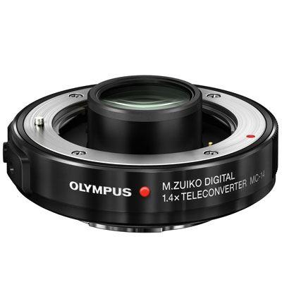 Olympus MC-14 1.4x M.Zuiko Digital Teleconverter