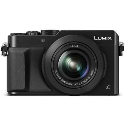 Image of Used Panasonic LUMIX DMC-LX100 Digital Camera - Black