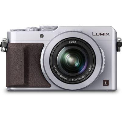 Panasonic LUMIX DMCLX100 Digital Camera  Silver