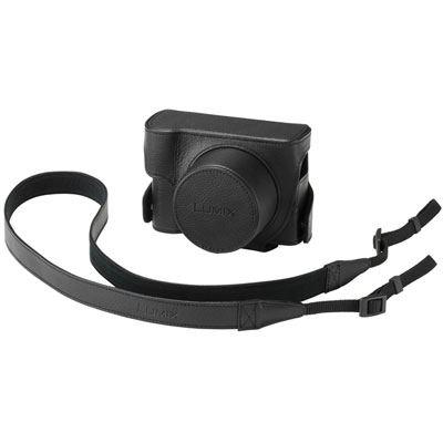 Panasonic DMW-CLX100 Case - Black