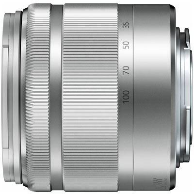 Panasonic 35-100mm f4-5.6 LUMIX G VARIO ASPH OIS Lens - Silver