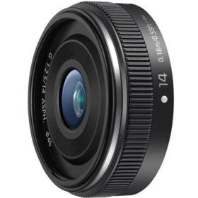 Panasonic 14mm F2.5 LUMIX G II ASPH Lens - Black