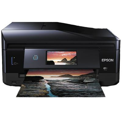 Epson Expression Photo XP-860 All-in-One Photo Printer