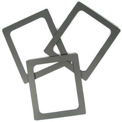 Lee Card Mounts for Cokin P series - 84x99mm