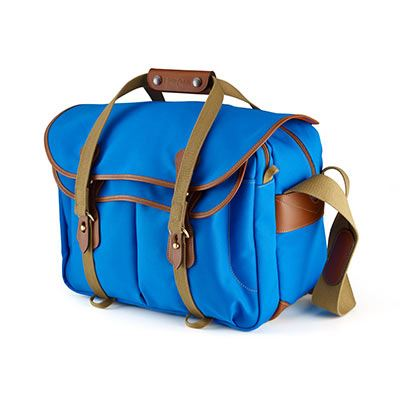 Billingham 445  Imperial Blue  Tan