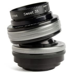 Used Lensbaby Composer Pro + Sweet 50 - Canon Fit