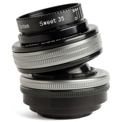 Lensbaby Composer Pro + Sweet 50 - Micro Four Thirds