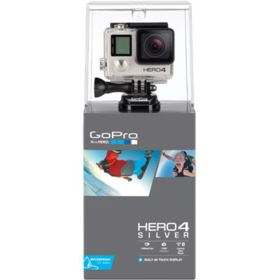 Used GoPro HERO4 - Silver Edition