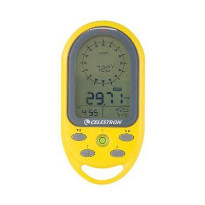 Celestron TrekGuide Digital Compass - Yellow