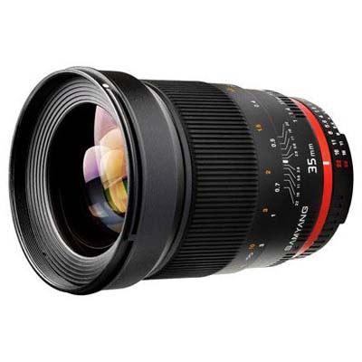 Samyang 35mm f1.4 AS UMC Lens - Sony FE Mount