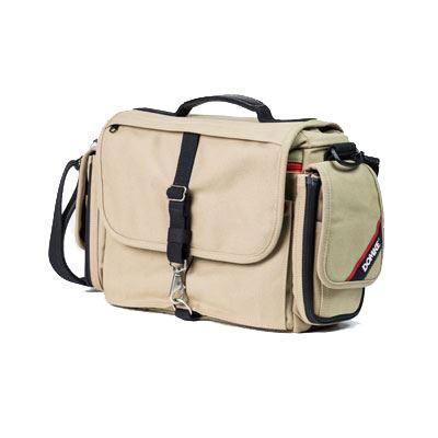 Domke Herald Shoulder Bag  Khaki Canvas