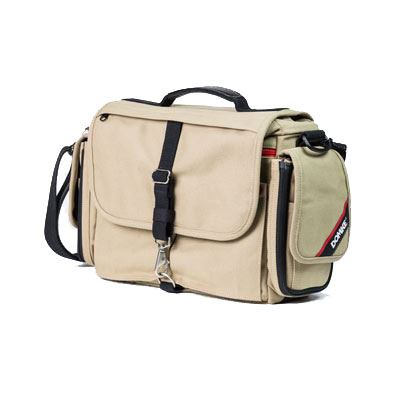Domke Herald Shoulder Bag - Khaki Canvas
