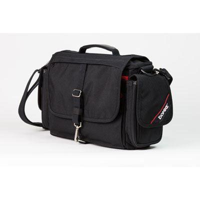 Domke Herald Shoulder Bag - Black Cordura