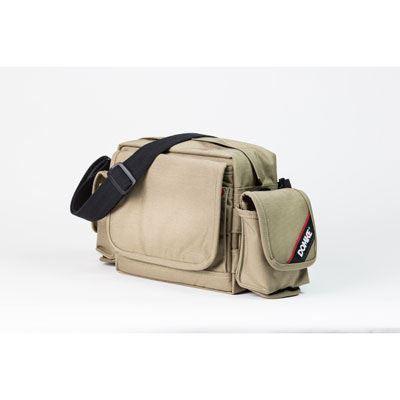 Image of Domke Crosstown Courier Shoulder Bag - Tan Canvas