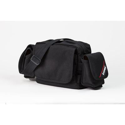 Image of Domke Crosstown Courier Shoulder Bag - Black Cordura
