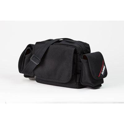 Domke Crosstown Courier Shoulder Bag - Black Cordura