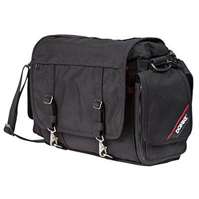Domke Metro Messenger Shoulder Bag - Black Cordura