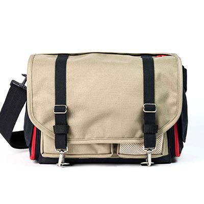 Domke Image Maker Shoulder Bag - Stone Cordura