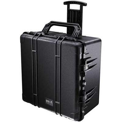 Peli 1640 Case without Foam - Black