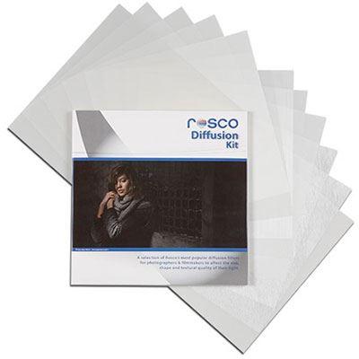 Rosco Diffusion Filter Kit 12x12inch