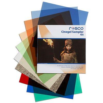 Rosco Cinegel Filter Kit 12x12inch