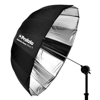 Profoto Deep Silver Umbrella - Small