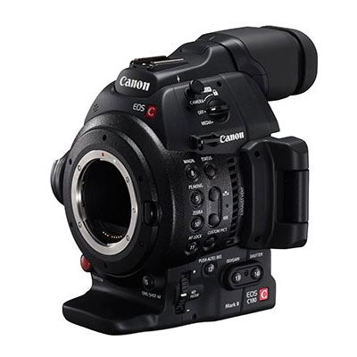 C100 Mark II High Definition Camcorder