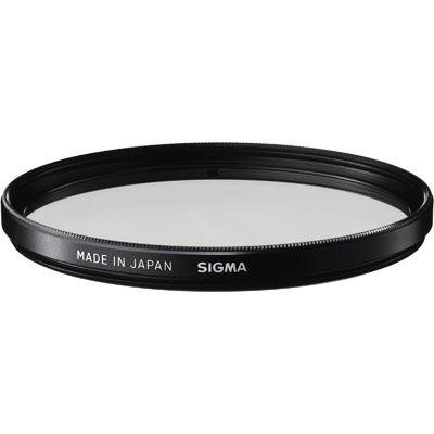 Sigma 55mm WR UV Filter