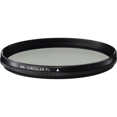 Sigma 72mm WR Circular Polarising Filter