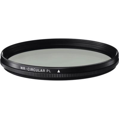 Sigma 82mm WR Circular Polarising Filter