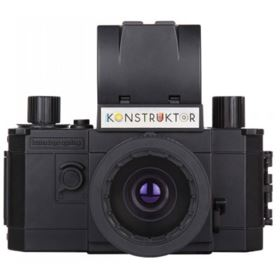 Lomography Konstruktor Flash DIY SLR Camera