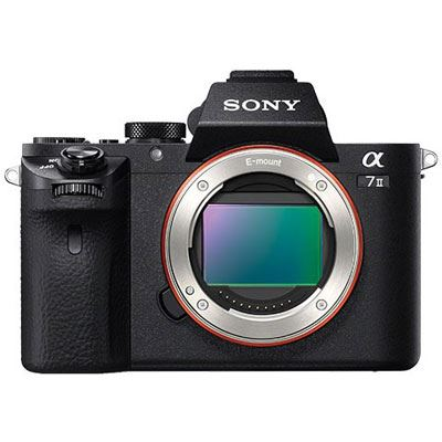 Sony A7 II Digital Camera Body