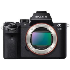 Sony Alpha A7 II Digital Camera Body
