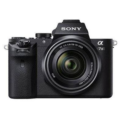 Sony Alpha A7 Mark II Digital Camera with 2870mm Lens